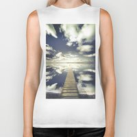 outdoor Biker Tanks featuring Vanity by HappyMelvin