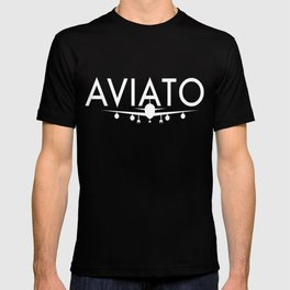 Aviato-T-Shirt--Silicon-Valley-Tshirt--Mens-and-Womens-sizes T-shirt