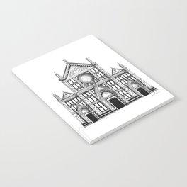 Basilica Di Santa Croce - Firenze Notebook