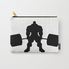 Heavy weight lifting beast Carry-All Pouch