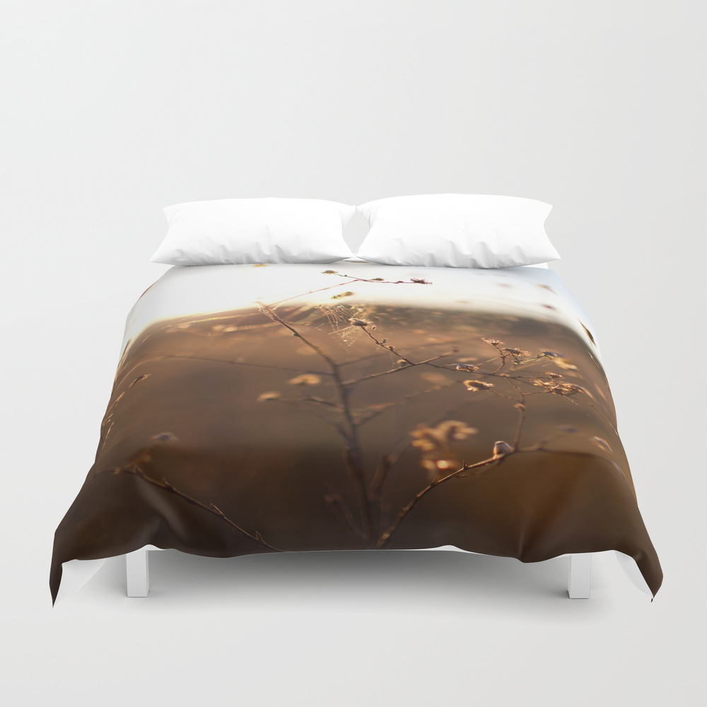 Don't Get Caught Duvet Cover by Jordanhmay DUV916504