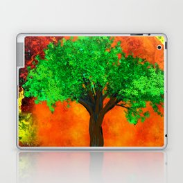 THE FOREVER TREE Laptop & iPad Skin
