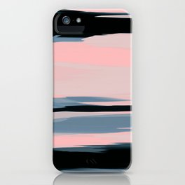 Soft Determination Peach iPhone Case
