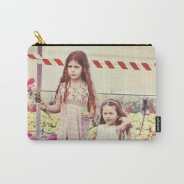 """""""If You Look The Right Way, You Can See That The Whole World Is A Garden"""" Carry-All Pouch"""