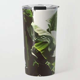 Banana Tree Leaf - Relax in Nature Travel Mug