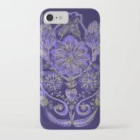 royal iPhone & iPod Cases featuring Royal by Sand Salt Moon