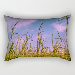 Corn Tassel Rectangular Pillow