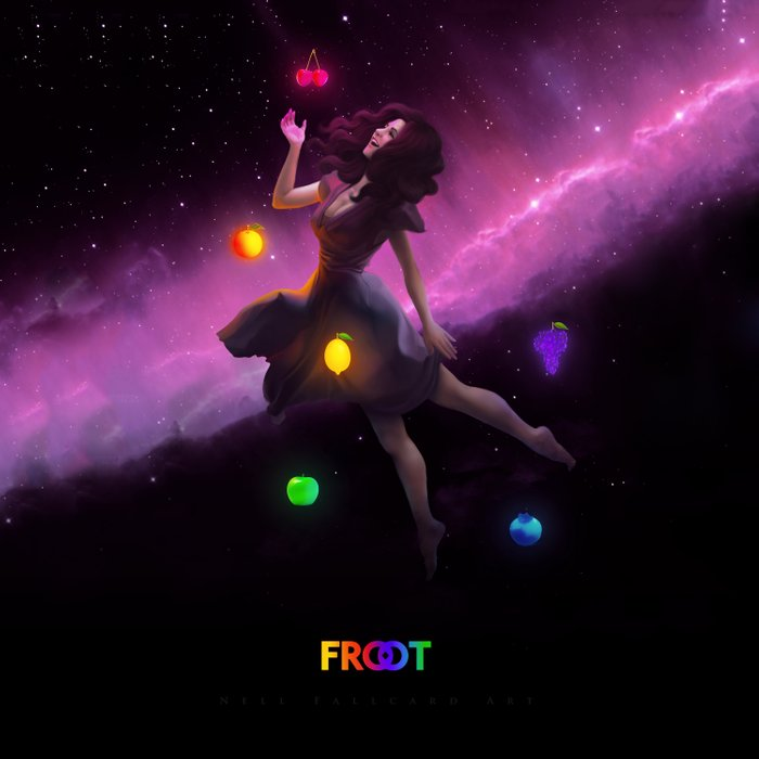 Froot Duvet Cover