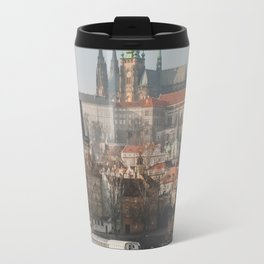 City of Prague Travel Mug