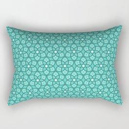 Unforgettably Beautiful - Floral pattern series –Pattern 2 Rectangular Pillow