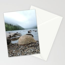 Acadia Maine Ocean Perspective Stationery Cards