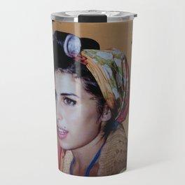 Amy In Paradise Travel Mug