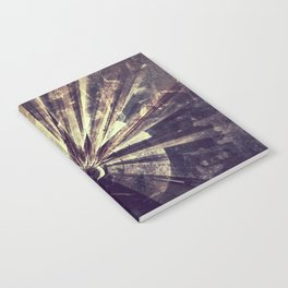 Geometric Art - SUN Notebook