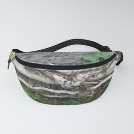 Life begets life Fanny Pack