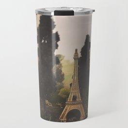 Fairytale Eiffel Tower Travel Mug