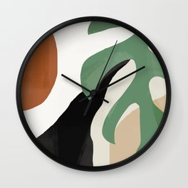 Abstract Art 37 Wall Clock