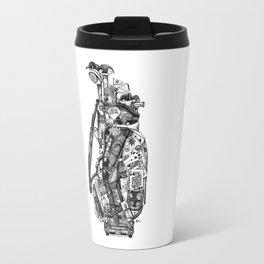 King of Clubs Travel Mug