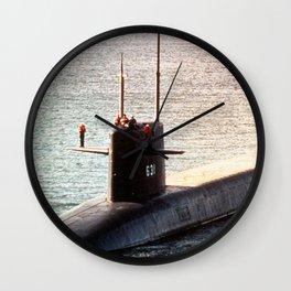USS ULYSSES S. GRANT (SSBN-631) Wall Clock