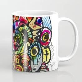 Imagine, Courage, Create Coffee Mug