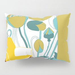 The yellow chair Pillow Sham