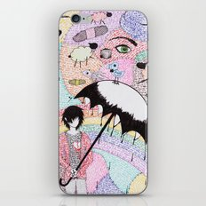 A Word is Worth 1000 pictures. iPhone & iPod Skin