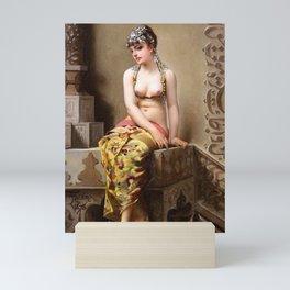 "Luis Ricardo Falero ""Enchantress"" Mini Art Print"