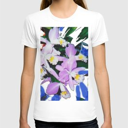 ORCHIDS that I love.                                         by Kay Lipton T-shirt