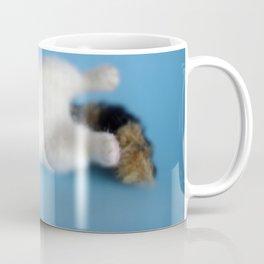 OOAK art / cat 01 Coffee Mug