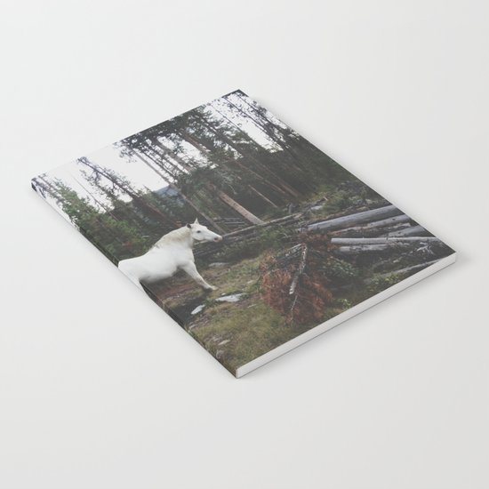 The White Horse Notebook