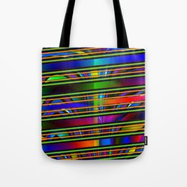 Behind the frontside ... Tote Bag