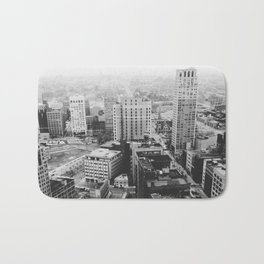 33rd Floor - Detroit, MI Bath Mat