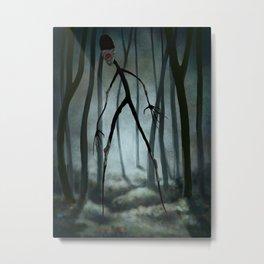 Shhh, it's just a tree... Metal Print