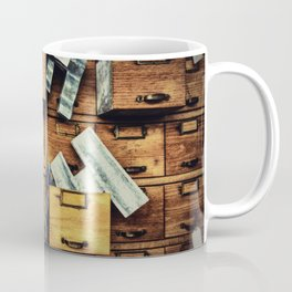 Filing System Coffee Mug