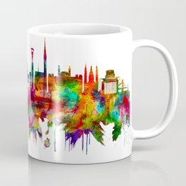 Budapest Hungary Skyline Coffee Mug