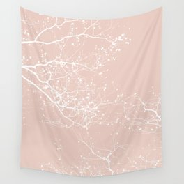 ROSE BRANCHES Wall Tapestry
