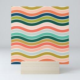 Stripes 8 Mini Art Print