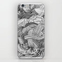 complex 1 iPhone Skin