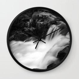 Dreamy falls Wall Clock