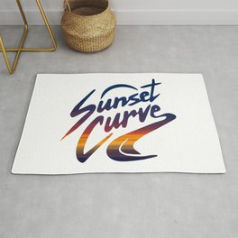 SUNSET CURVE - JULIE AND THE PHANTOMS Rug