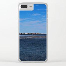 Matanzas River I Clear iPhone Case
