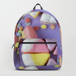 Colorful Gummy Candy Backpack
