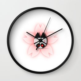 The Unusual Suspects Character 05 Wall Clock