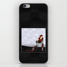 Roller Derby iPhone Skin
