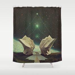 Gates Shower Curtain