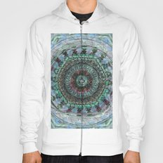 Secrets Of The Mayan Orbs Hoody