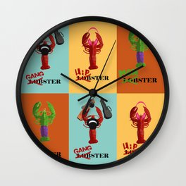 What kind of lobster are you? Wall Clock