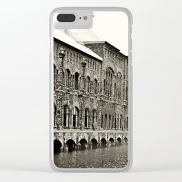 Soo Hydroelectric plant Clear iPhone Case