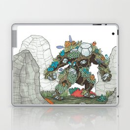 Walking Earth Laptop & iPad Skin