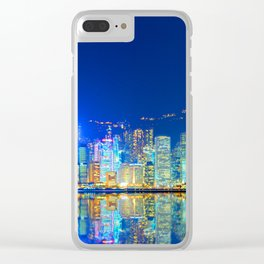 Welcome to Hightech City Clear iPhone Case