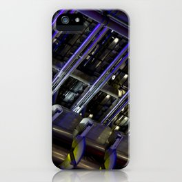 Lloyds of London Abstract iPhone Case